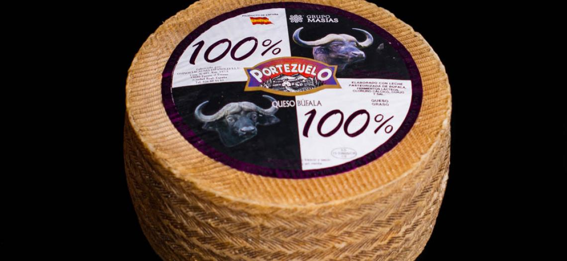 Queso de búfala¨Buffalo Cheese