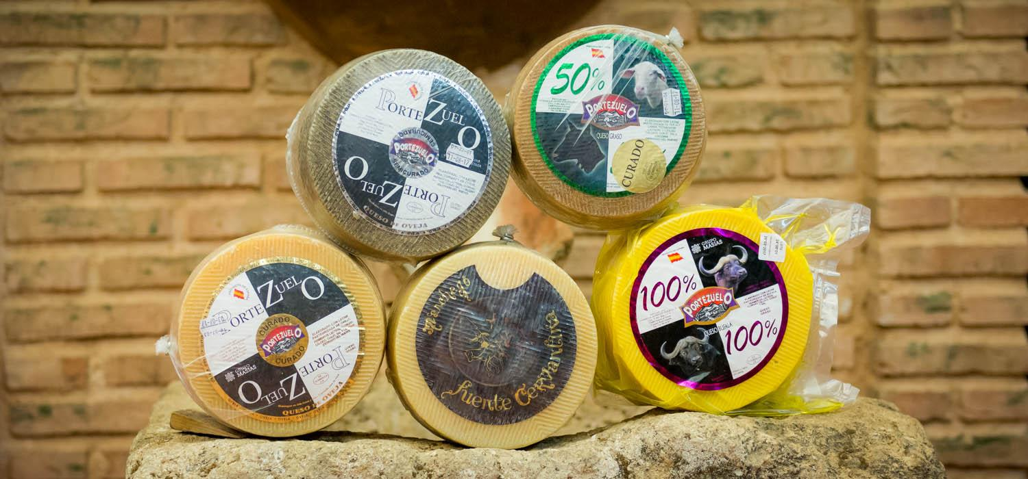 Quesos¨Cheeses